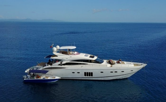 Princess Flybridge 85